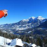 Berchtesgadener Land – Winterwandern mit Schneepuder auf der Nase