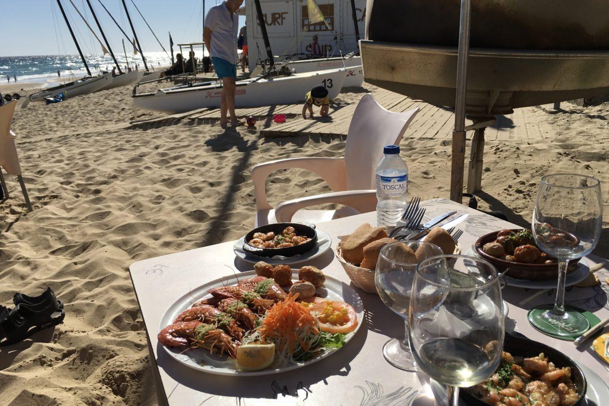 Fuerte, Fuerteventura, Beach, Strandbar
