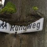 Schilder-Bilder 4: Rundweg
