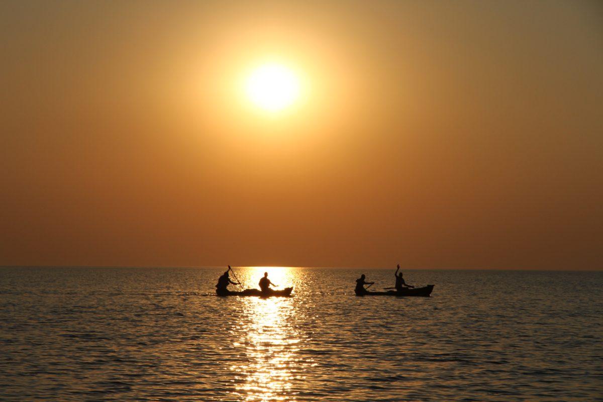 Malawi, Afrika, See