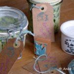 Frühling im Glas: Bärlauchbutter (Rezept)