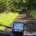 Das erste Mal mit E-Bike: Auf dem Werra-Radweg
