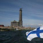 Finnland: Auf einen Kaffee bei der Roten Leuchtturm-Dame