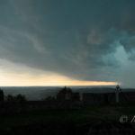 Blitz, Donner und Düsternis: Bei Gewitter auf der Riegersburg