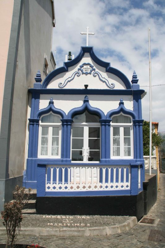 Azoren, Heiliggeisttempel