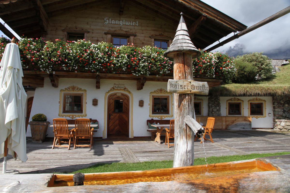Kaiserschmarrn, Tirol, Stanglwirt