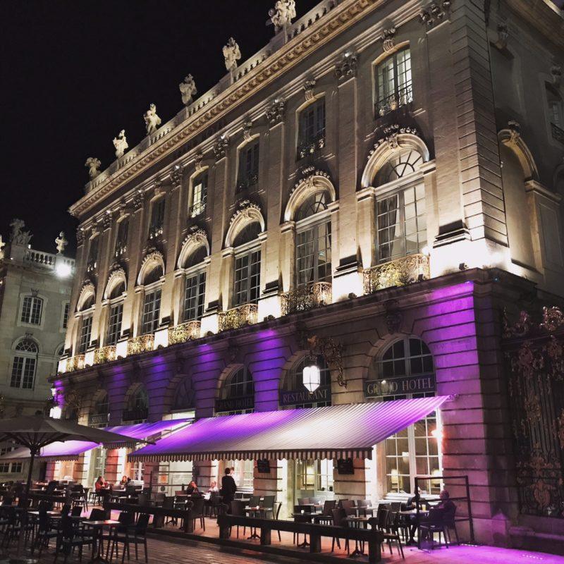 Nancy, Hotel de la reine