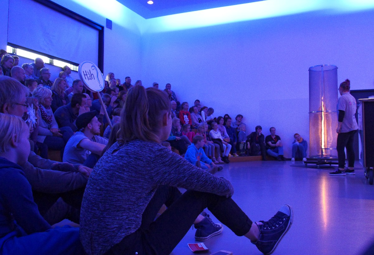 Universum Bremen, Science Show