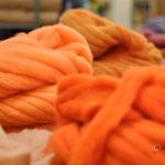 Wolle Wolle kaufe? Eine Meeresbiologin und ein Schafwollzentrum