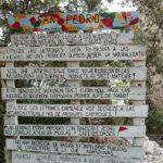 Schilder-Bilder 13: Verhaltensregeln am Strand in Andalusien