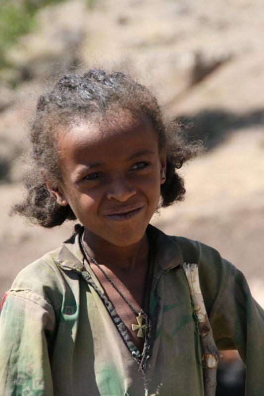 Äthiopien, Bauern, Christentum